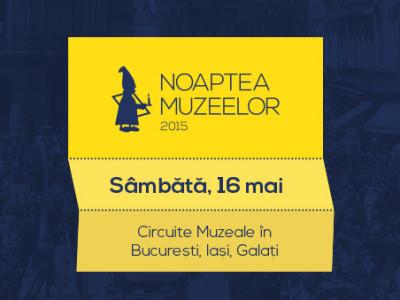 Se apropie noaptea muzeelor!!!