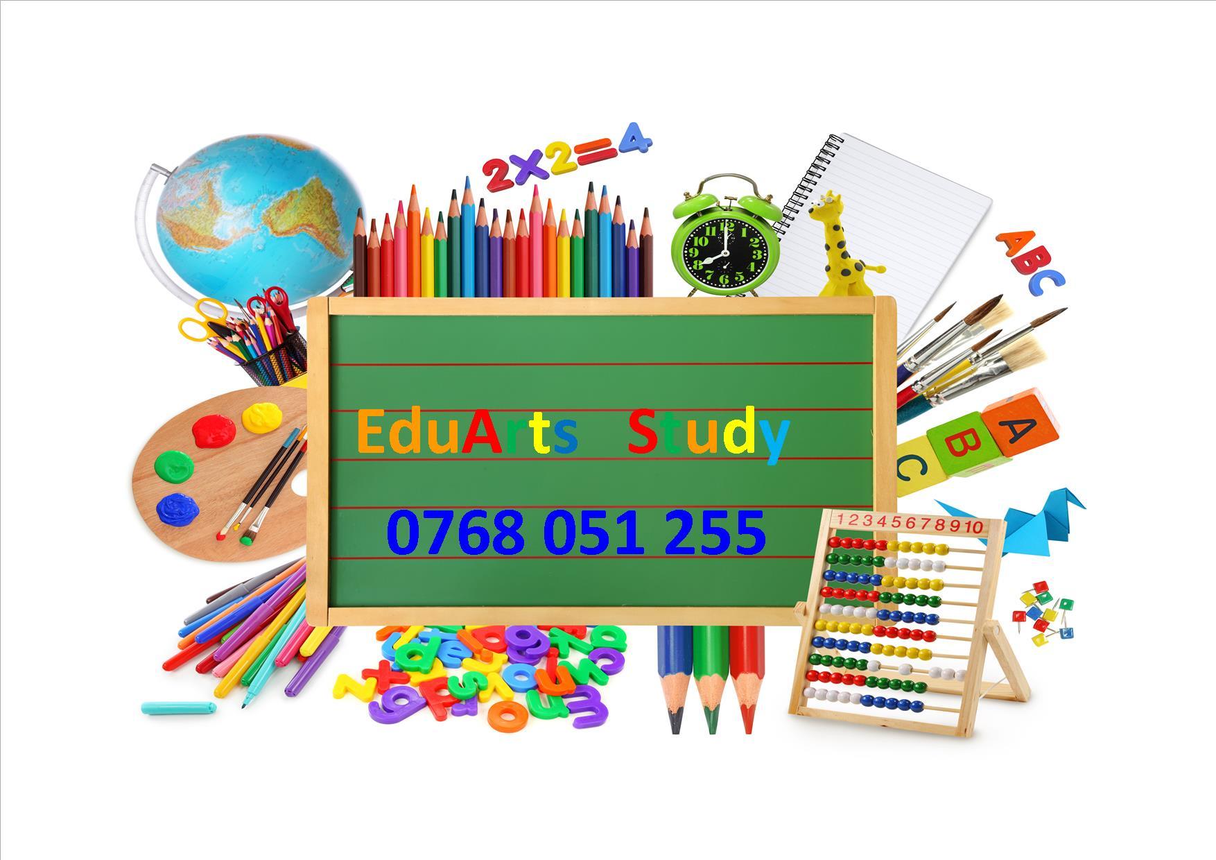 EduArts Logo