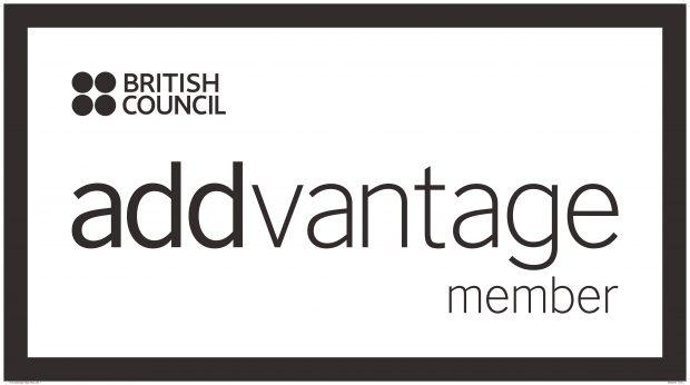 EduArts- membru al programului ADDVANTAGE British Council